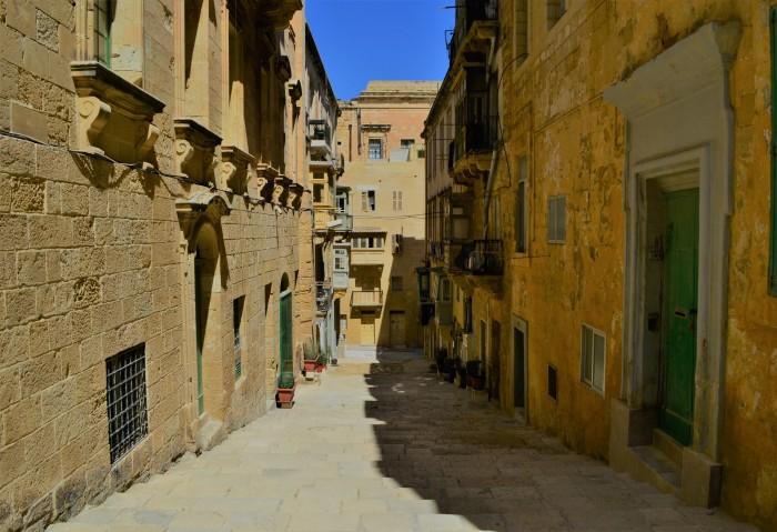 Callejeros viajeros Malta