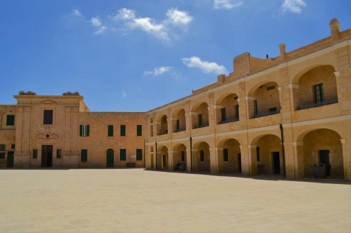 Fuerte Ricasoli Malta