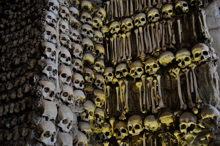 Capilla de los huesos Evora