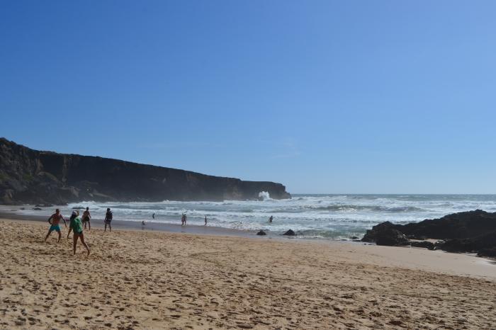 Playa o Malhao Alentejo
