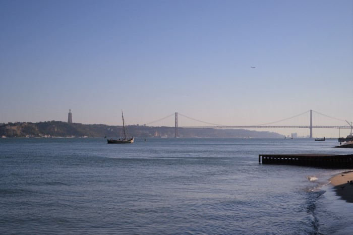 Puente 25 de Abril Lisboa