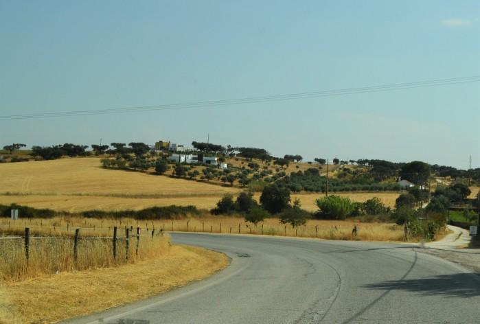 Ruta Alentejo Portugal