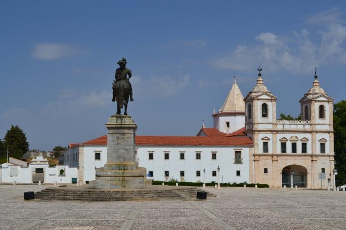 Vila Viçosa palacio