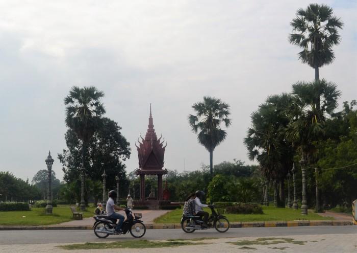 Siem Riap a Battambang