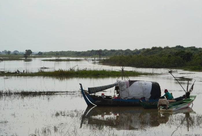 Tonlé Sap Camboya