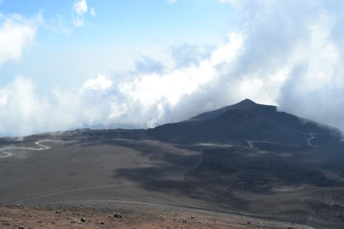 Trekking volcán Etna