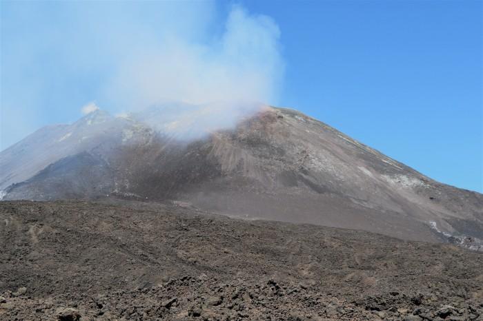 Cima del Etna