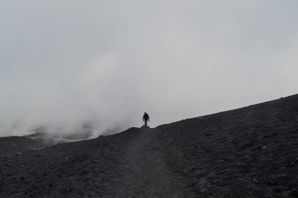Monte Etna por libre