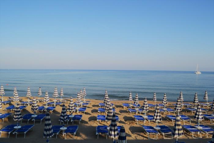 Playa Cefalú Sicilia