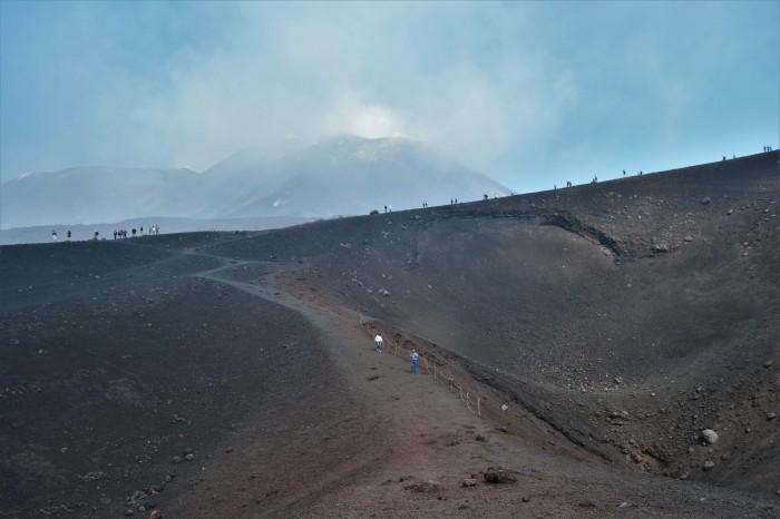 Trekking Etna Sicilia
