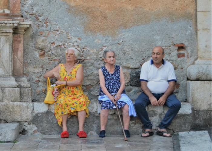 Vecinos de Taormina