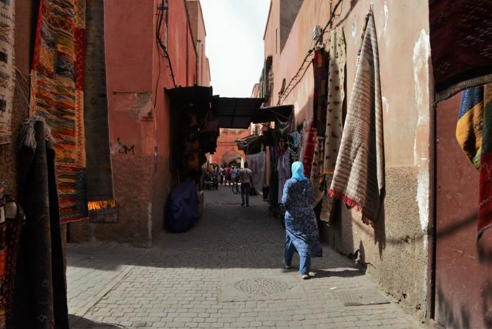 Plaza Djemaa el Fna Marrakech.
