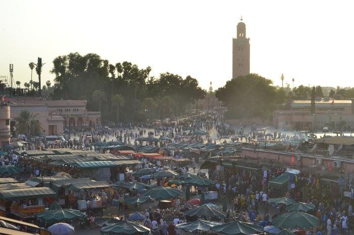 Carnaval Marrakech