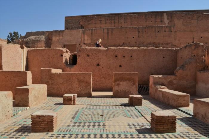 Marruecos palacio
