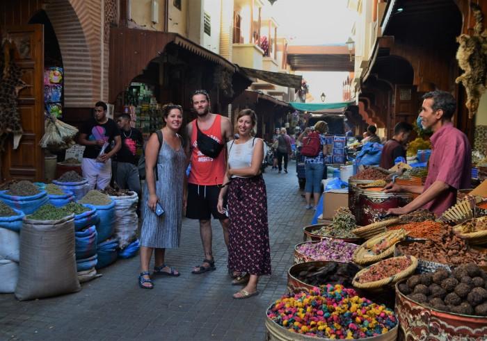 Mercado Marruecos