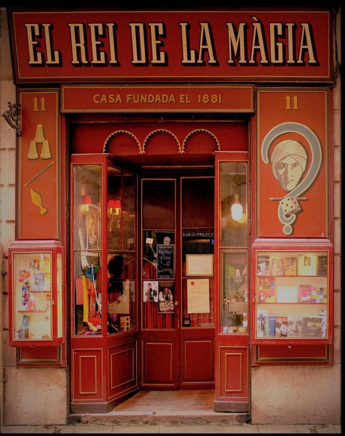 Rei de la magia Barcelona