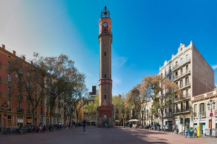 Vila de Gracia Barcelona