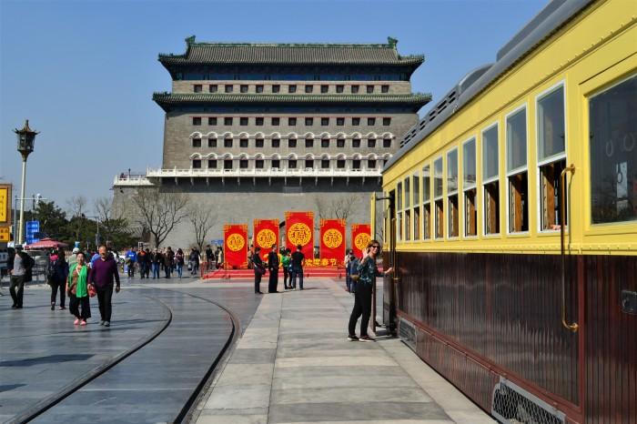 Tranvía Pekín