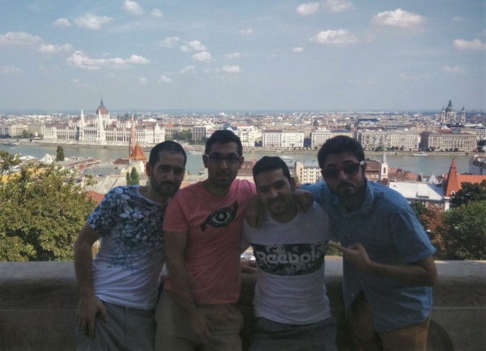 Budapest fiesta