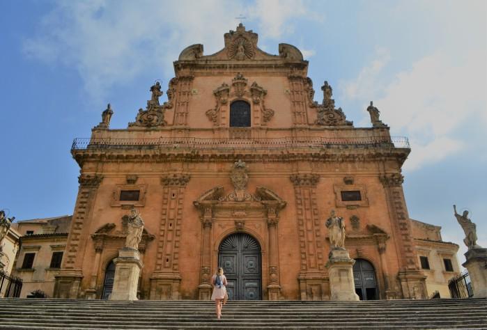 Lista de iglesias Sicilia