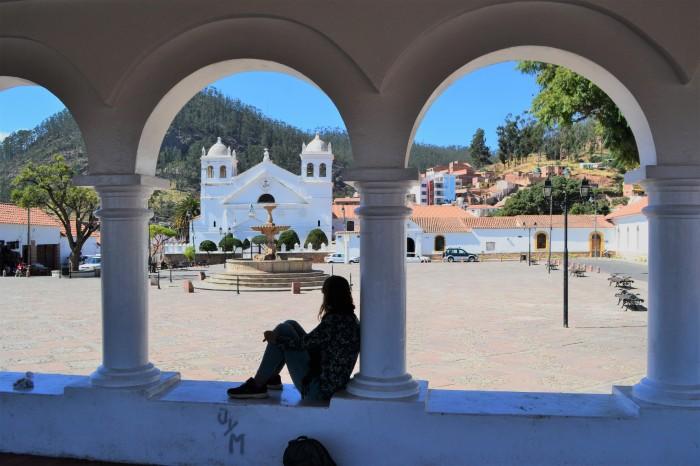 Sucre Bolivia viajar