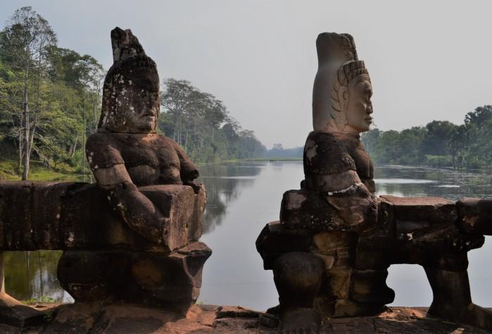 Camboya viajar libre