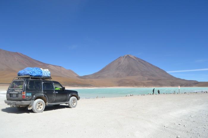Road trip sudamérica