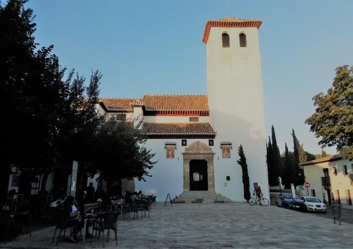 Plaza Granada Strummer