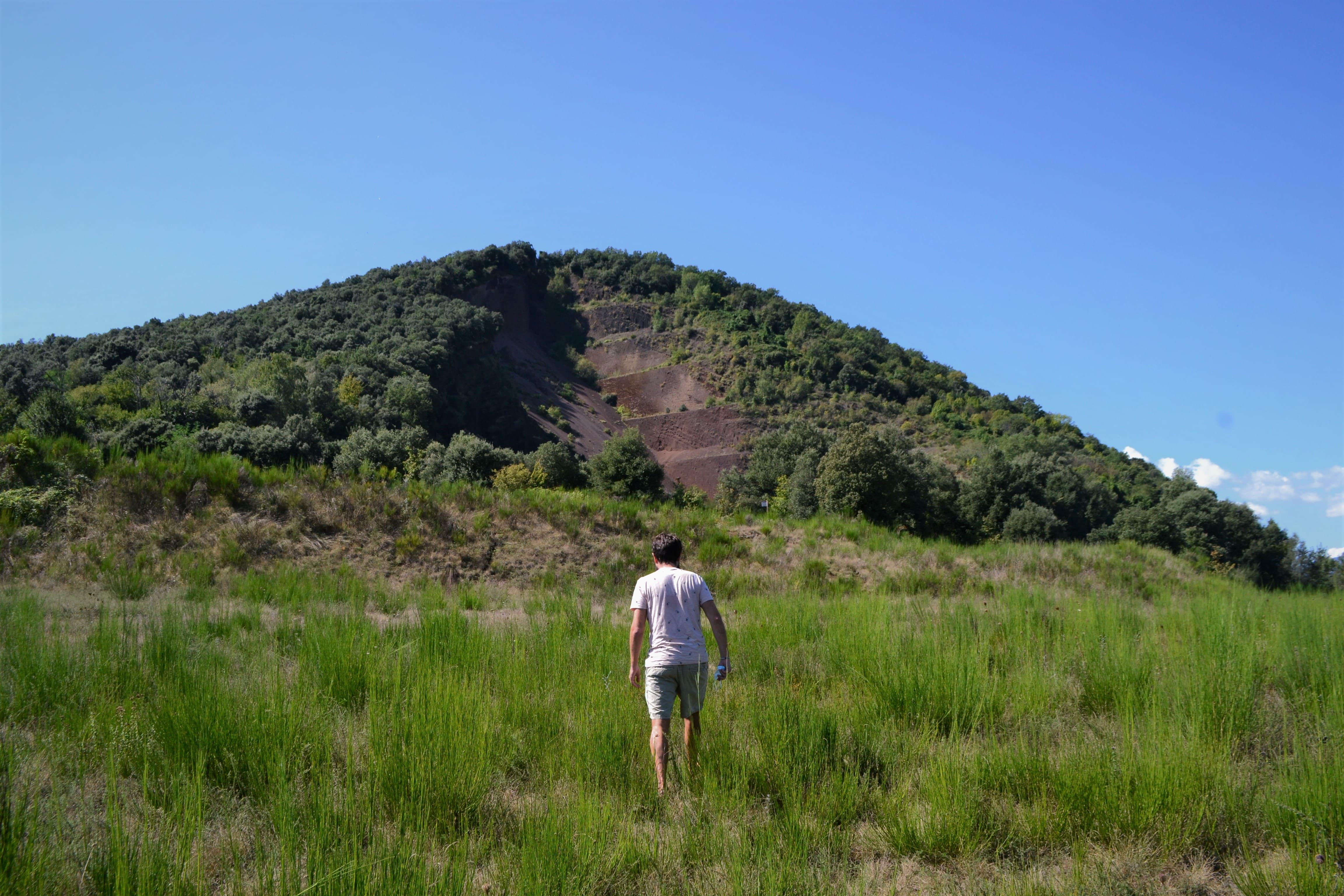 Volcán Croscat Garrotxa