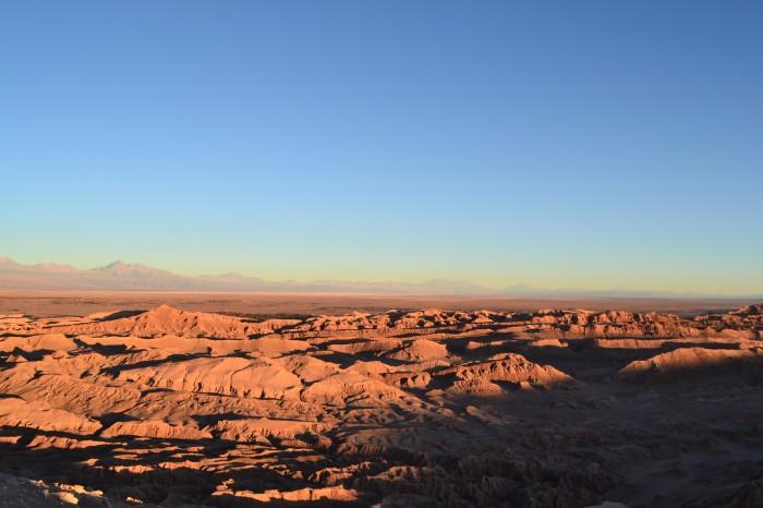 estrellas Atacama desierto