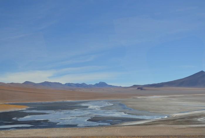 Atacama desierto estrellas
