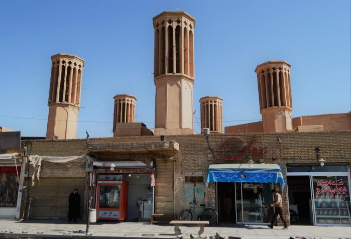 viajar Yazd