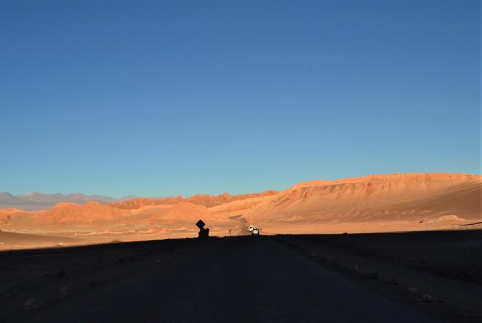 desierto Chile viajar
