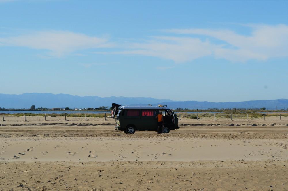 delta ebro playas