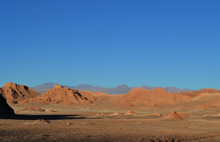 Valle Atacama desierto