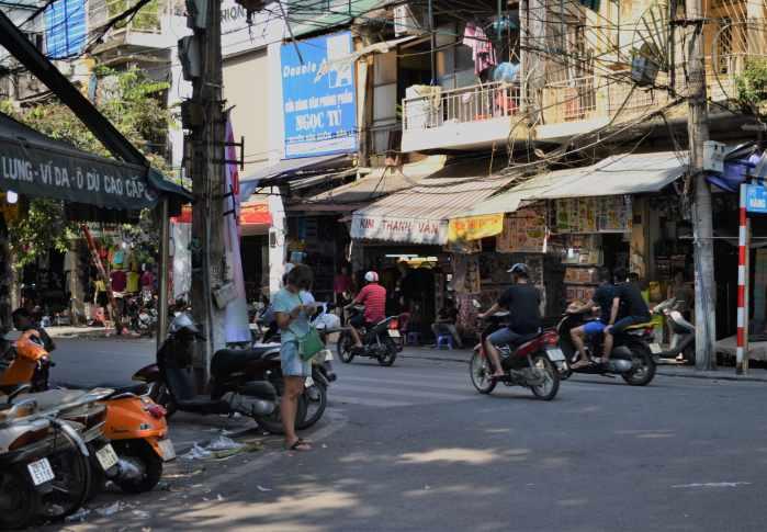 Hanoi viajar Vietnam