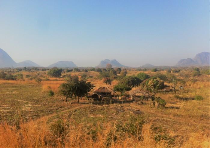 tren cuamba mozambique