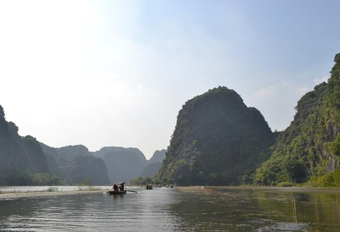Norte Vietnam Tam Coc
