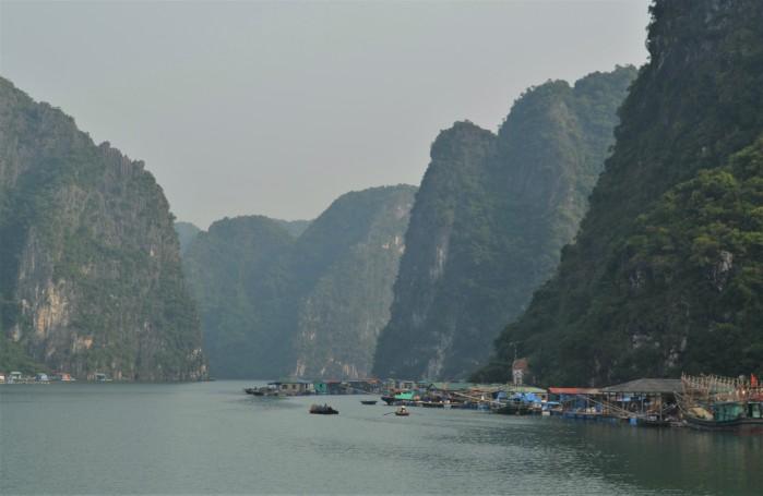 qué ver Vietnam norte