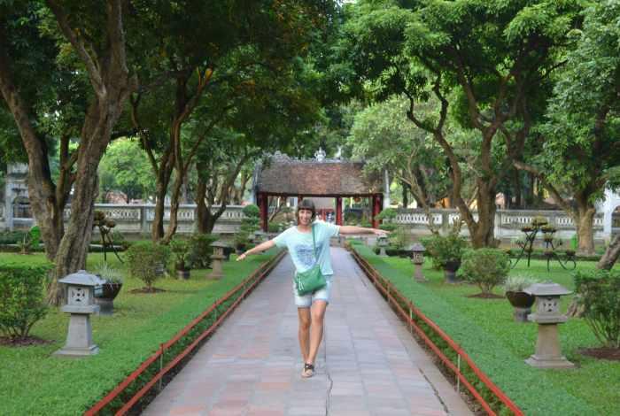 viajar a Hanoi