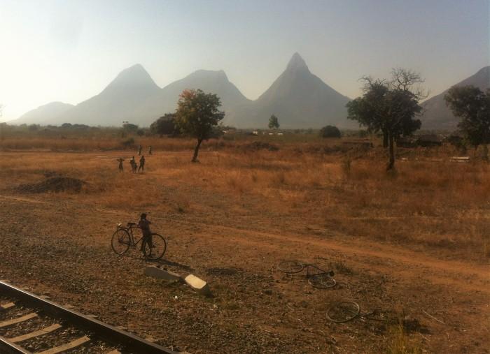 tren Cuamba Nampula