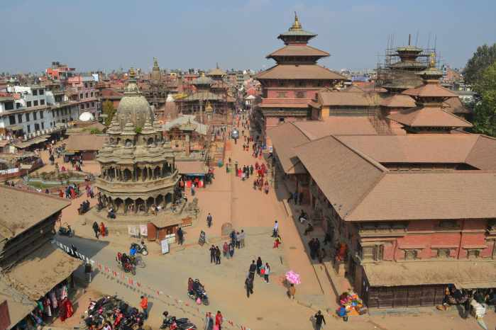 durbar plaza nepal