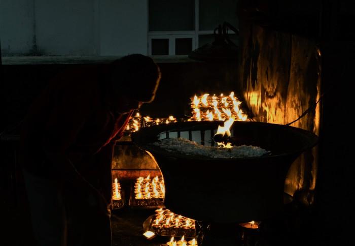 Boudhanath katmandú