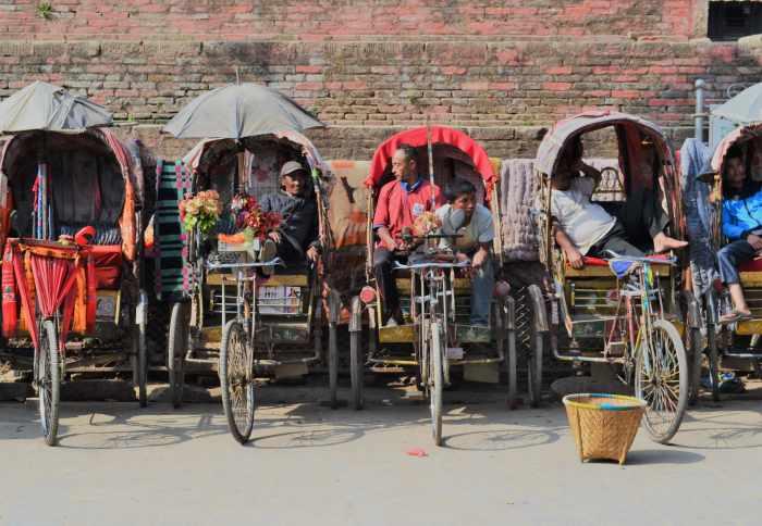 viajar Nepal katmandú