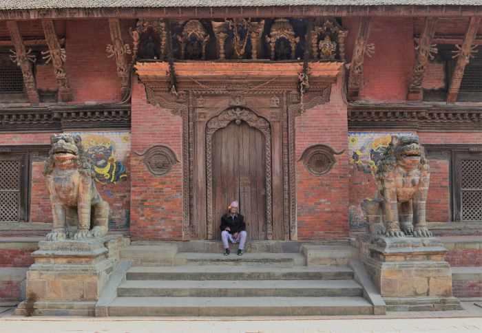 viajar Katmandú Nepal