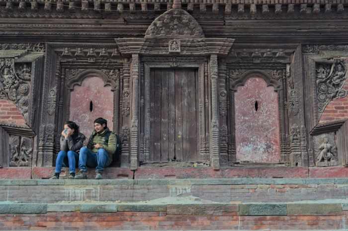 viajar nepal perdiendo norte