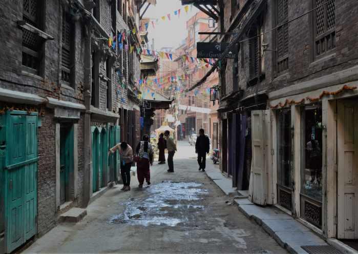 nepal viajar