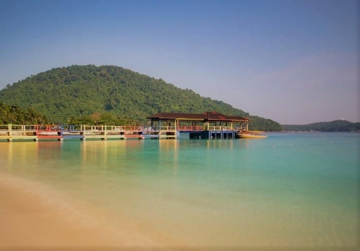 viajar malasia islas