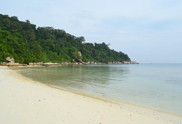 Isla Besar playa
