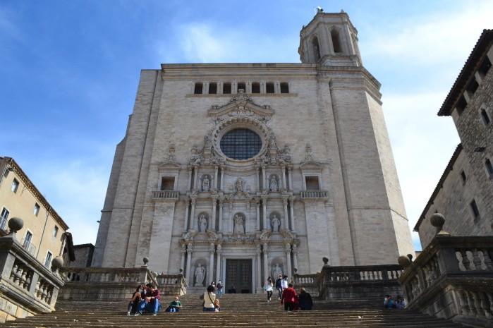 Girona catedral ver